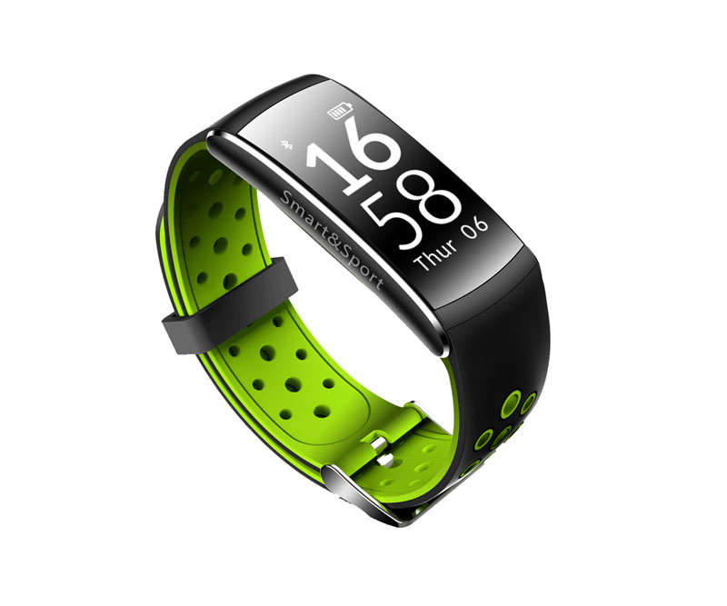heart rate monitor smart bracelet fitness tracker 1
